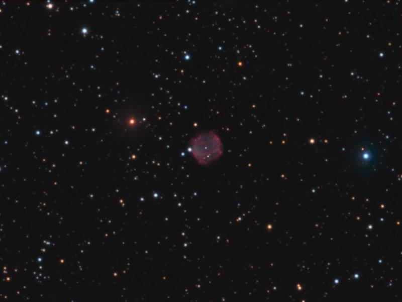 Abell 3 (PN A66 3)<br>(Sh2-189) <br>PN G131.5+02.6