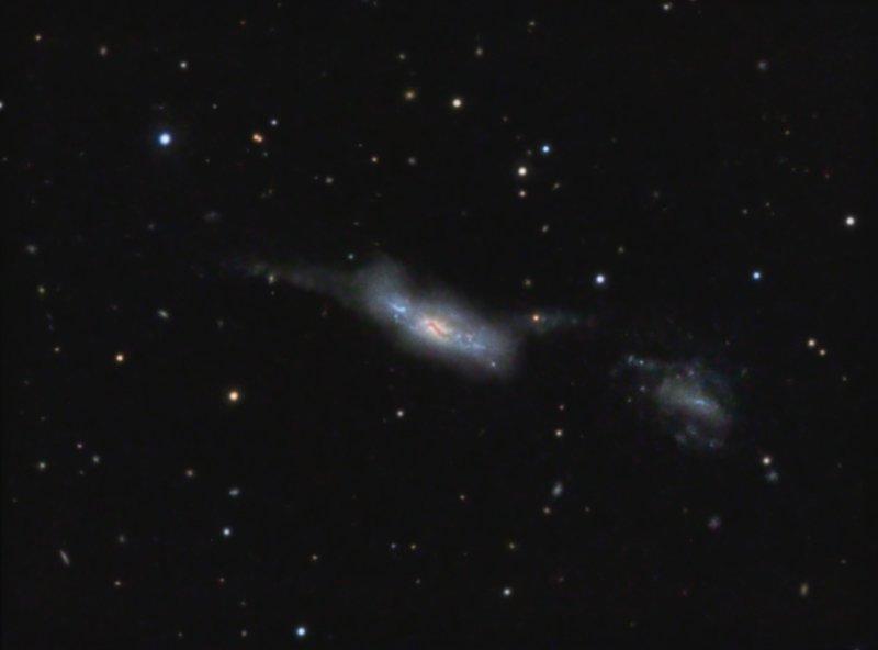 NGC 3448<br>(Arp 205)