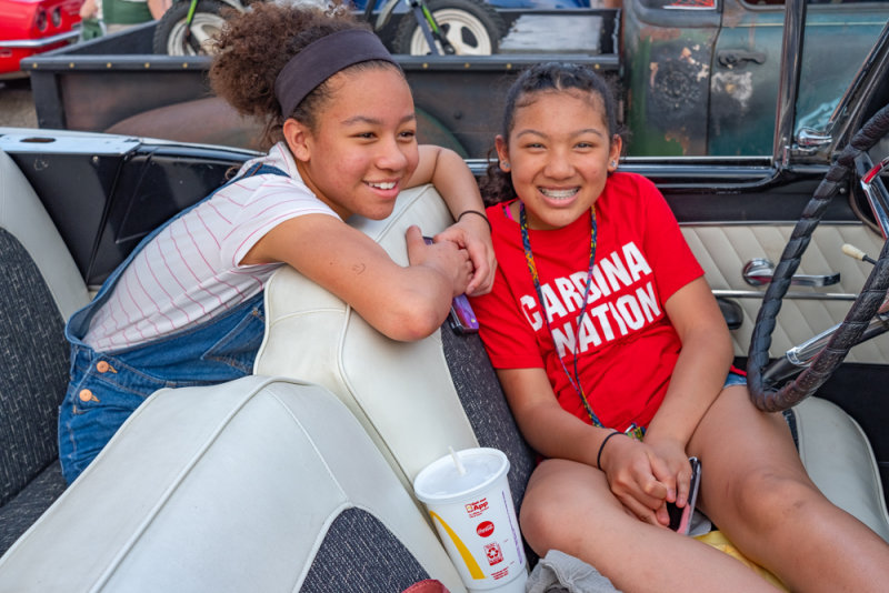 Song, Girls in Cars