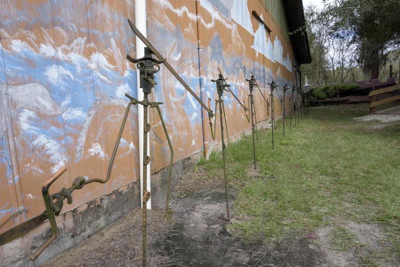 Solomons Castle Fence