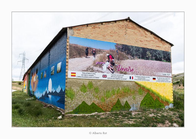Etapa 1 - Burgos-Hornillos del Camino
