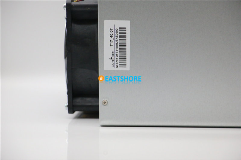 Antminer T17 40TH 7nm Bitcoin Miner IMG 12.JPG