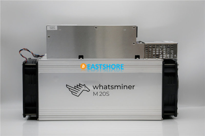 WhatsMiner M20S 68TH Bitcoin Miner IMG 01.JPG