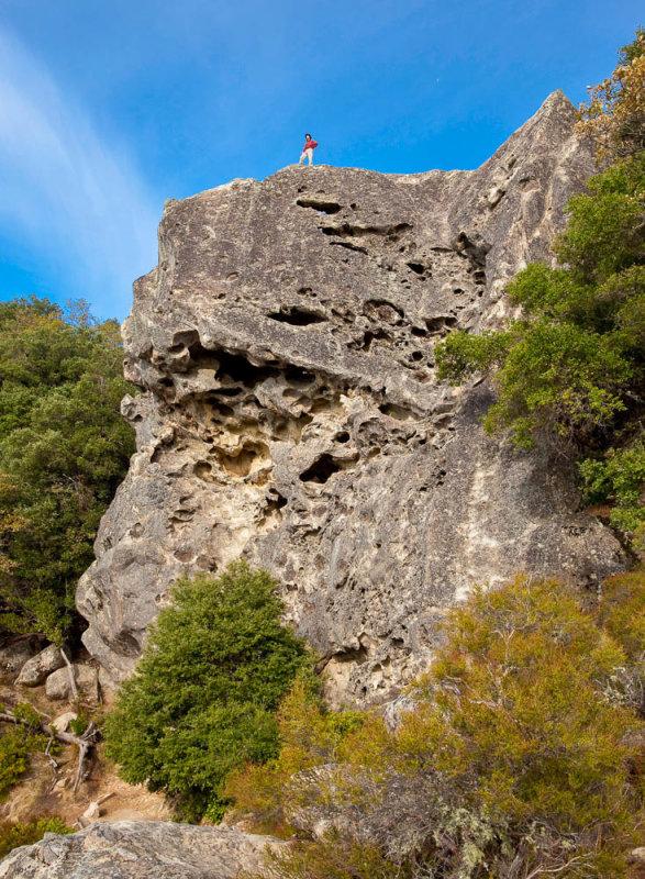 16 Karl on Goat Rock