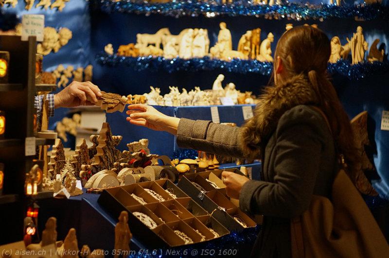 Weihnachtsmarkt Basel