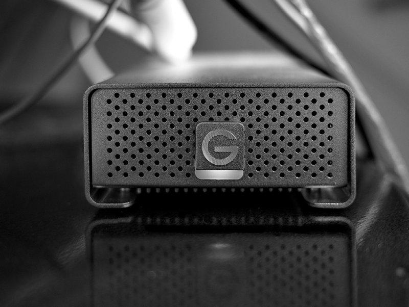 G-Technology G-RAID MINI 1.5TB/7200 GEN3