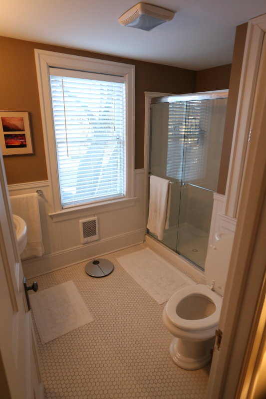 third floor master bath