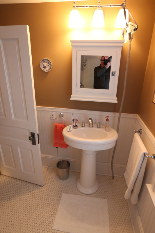third floor master bath