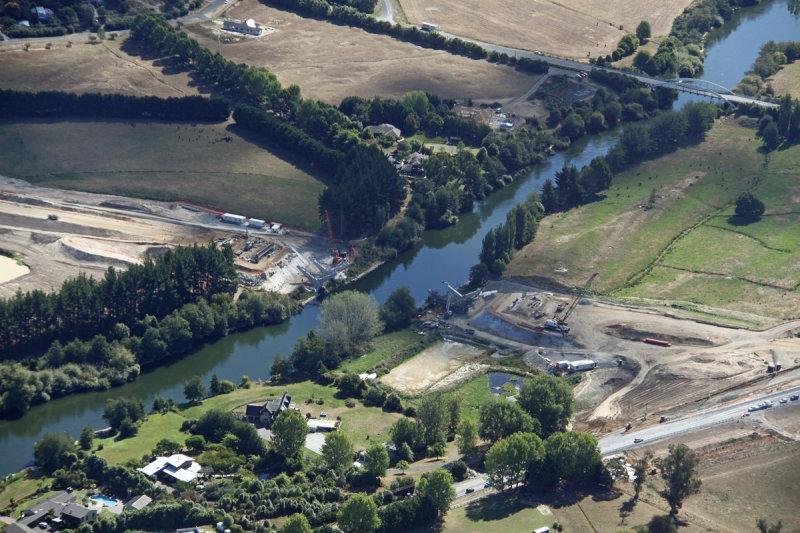 Horotiu Bridge, 23-2-2013
