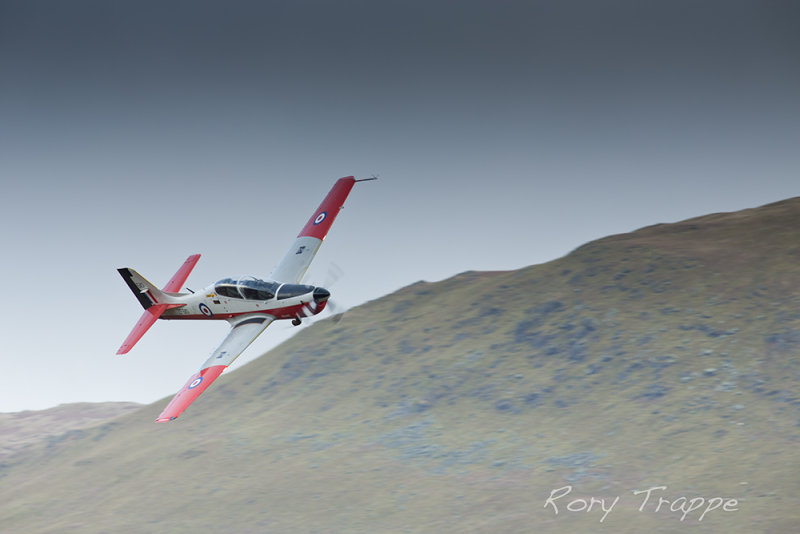 Tucano entering Cad