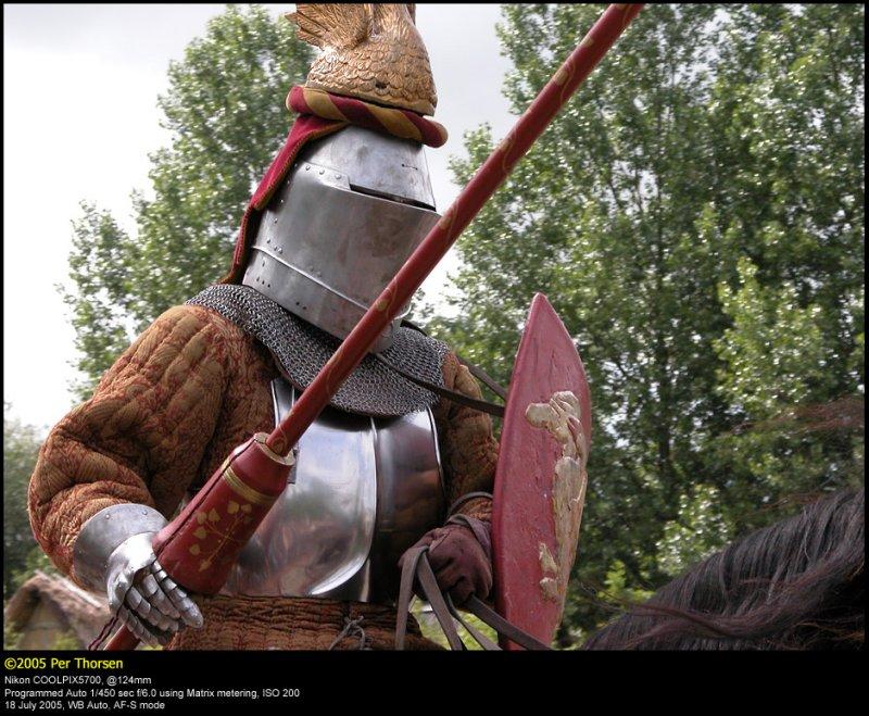 Knights tournament