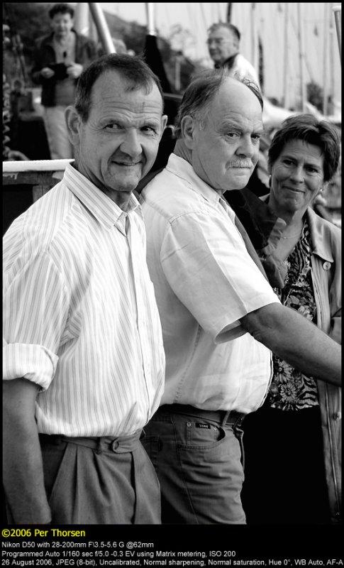Jørgen, Jens & Birte