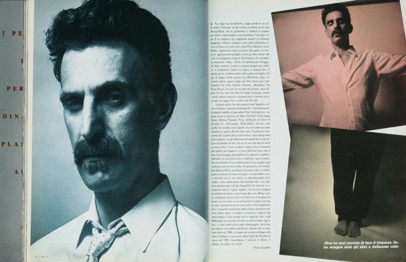 Zappa in Per Lui II