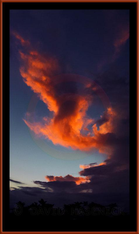 Cape Hedo Sunset