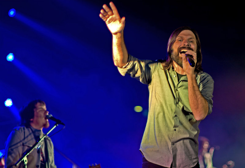 Mac Powell and Third Day