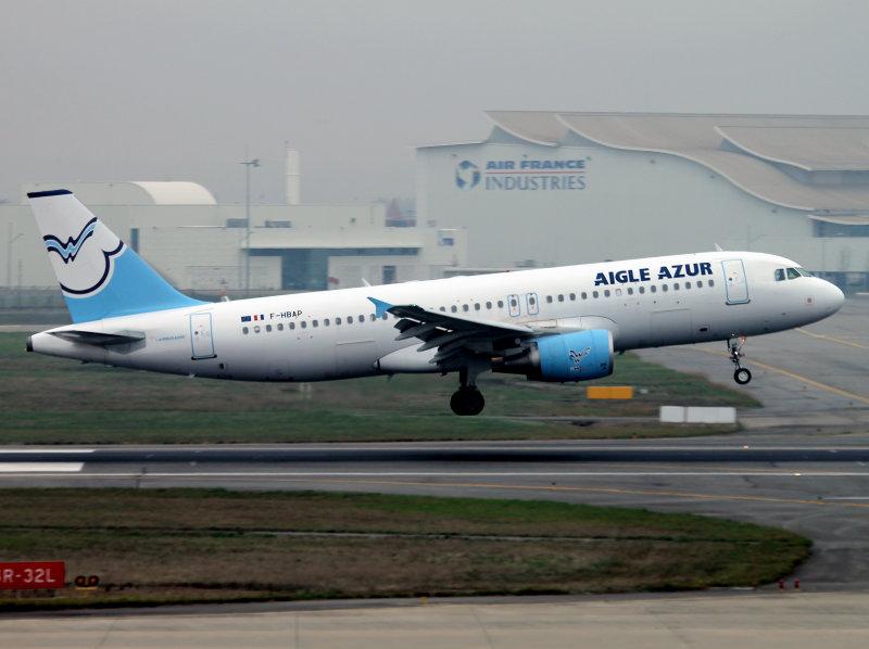 A320  F-HBAP