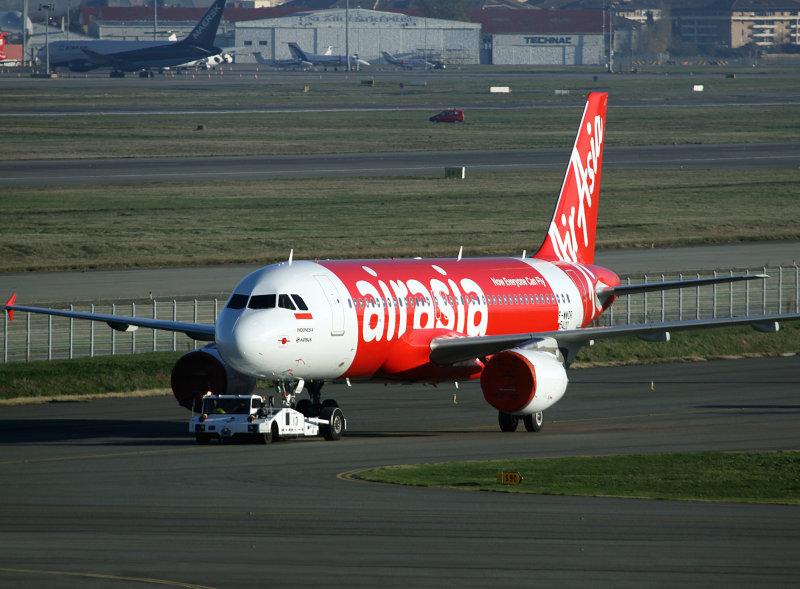 A320  5420 F-WWDR