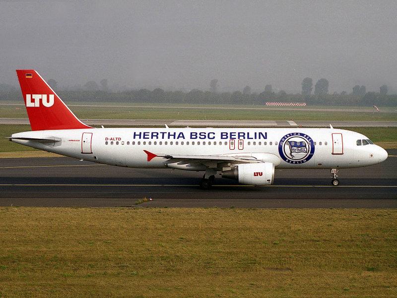 A320  D-ALTD