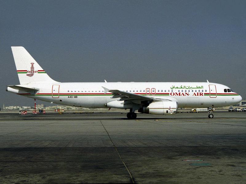 A-320  A40-MB