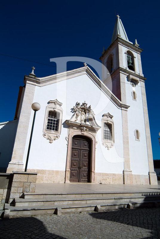 Igreja Paroquial de Cortes