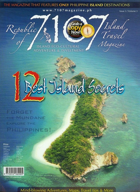 7107 Islands Mag Issue 3 Vol. 3