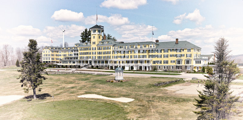 Mountain View Grand Hotel Vintage