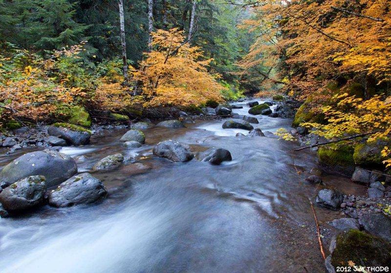 Johnson Creek at 21 Rd