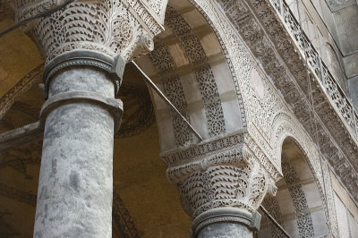 Istanbul Haghia Sophia december 2012 5897.jpg