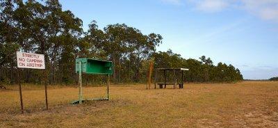 Moreton Telegraph Station airstrip