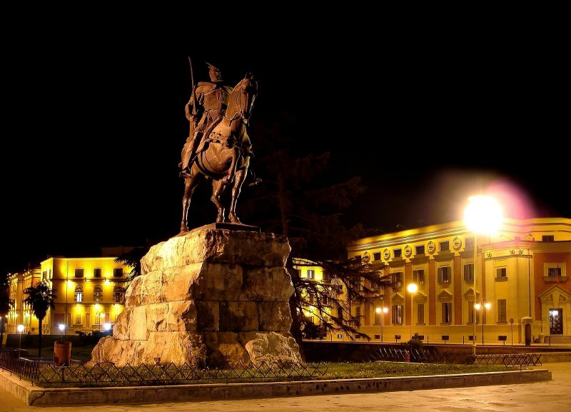 Tirana by Night 4.jpg
