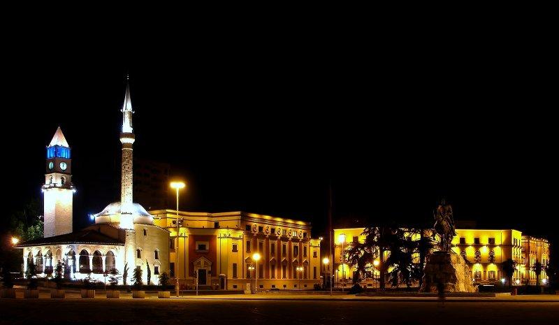 Tirana by Night 9.jpg