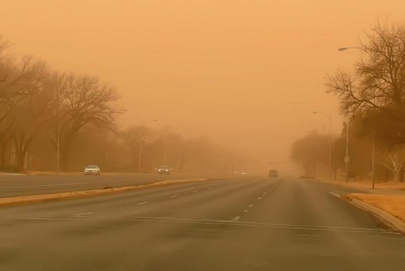 Lubbock Dust