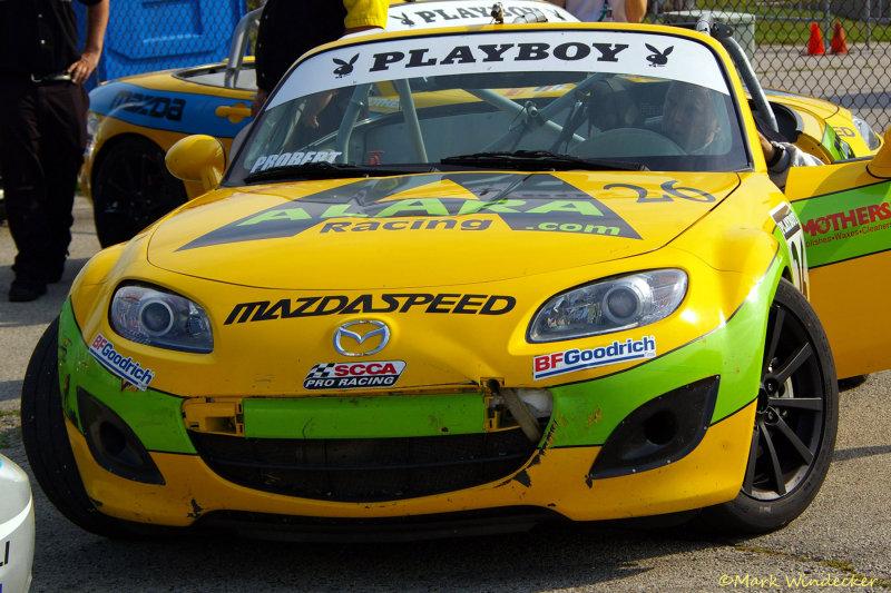 ALARA Racing-Tim Probert