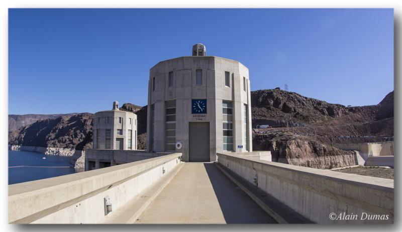 Arizona Front Intake Tower...