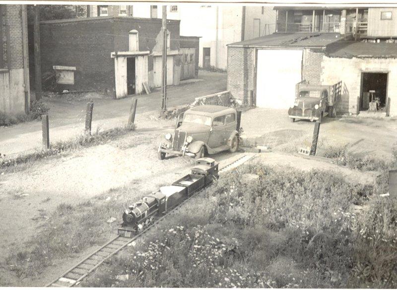 Atkinsons Railroad
