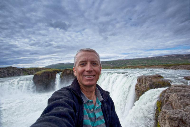 Self Portrait - Iceland