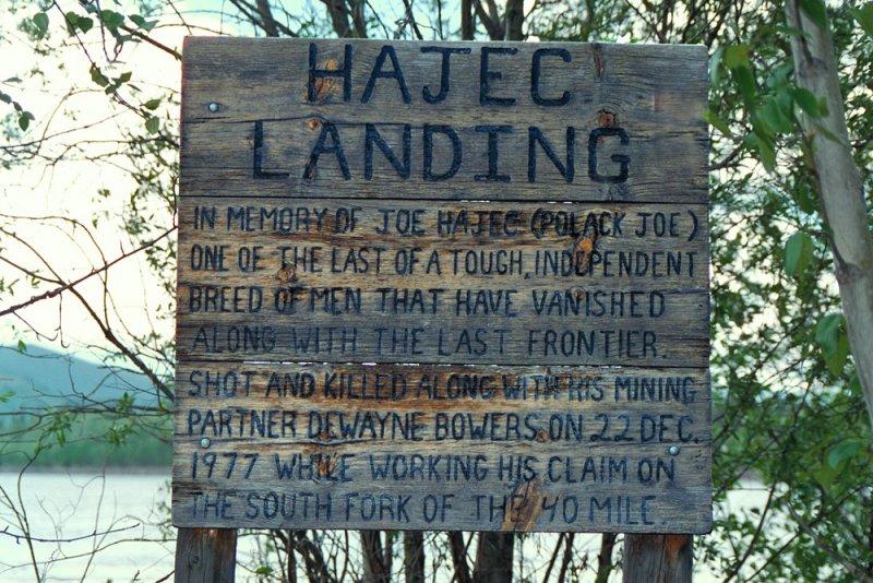 Hajec Landing