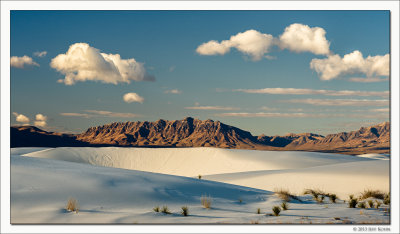 White Sands Image Gallery