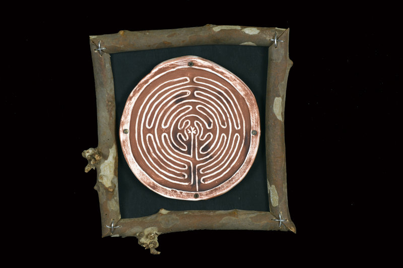 Clay Labyrinth 14x14