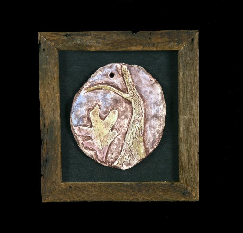 clay leaf 8x9