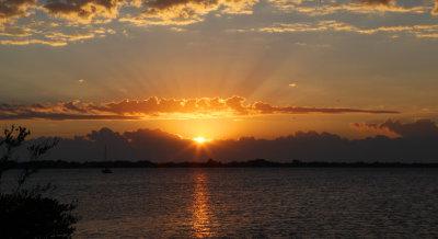 Pineda Sunrise 21 Nov 12