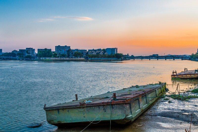 Tanjiang River <big>潭江</big>