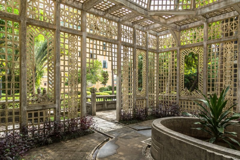 Li Garden Gazebo