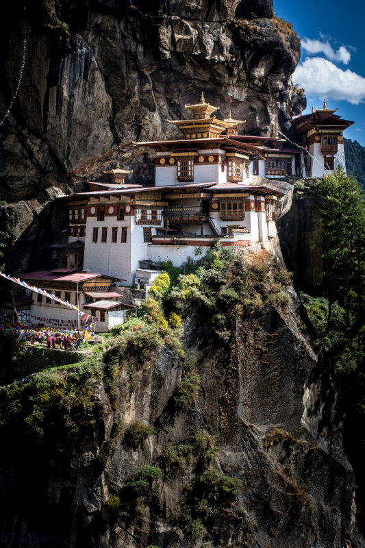 Tigers  Nest , Paro, Bhutan
