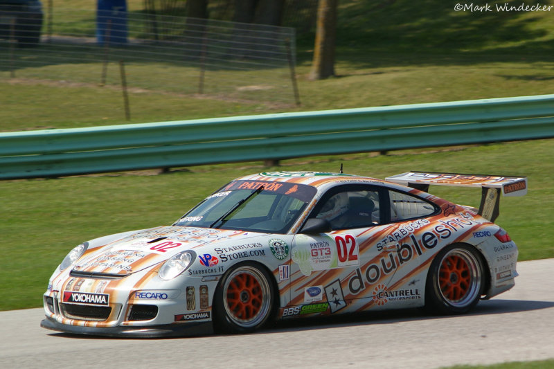 19TH 2-CHAL PARKER/DON PICKERING  Porsche 997 GT3 Cup