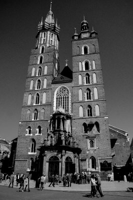 St Marys Cathedral, Cracow