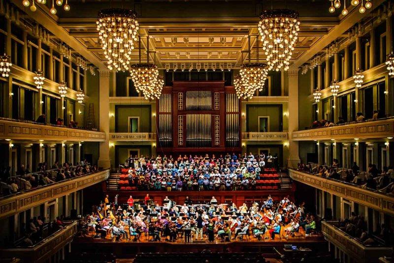 Schermerhorn Hall Tuning Performance
