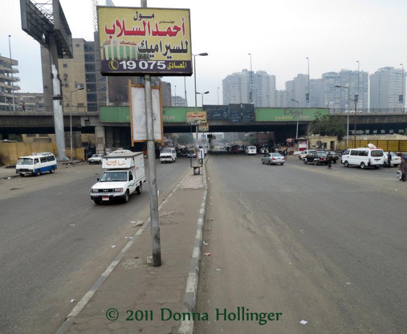 Cairo Inner City Artery