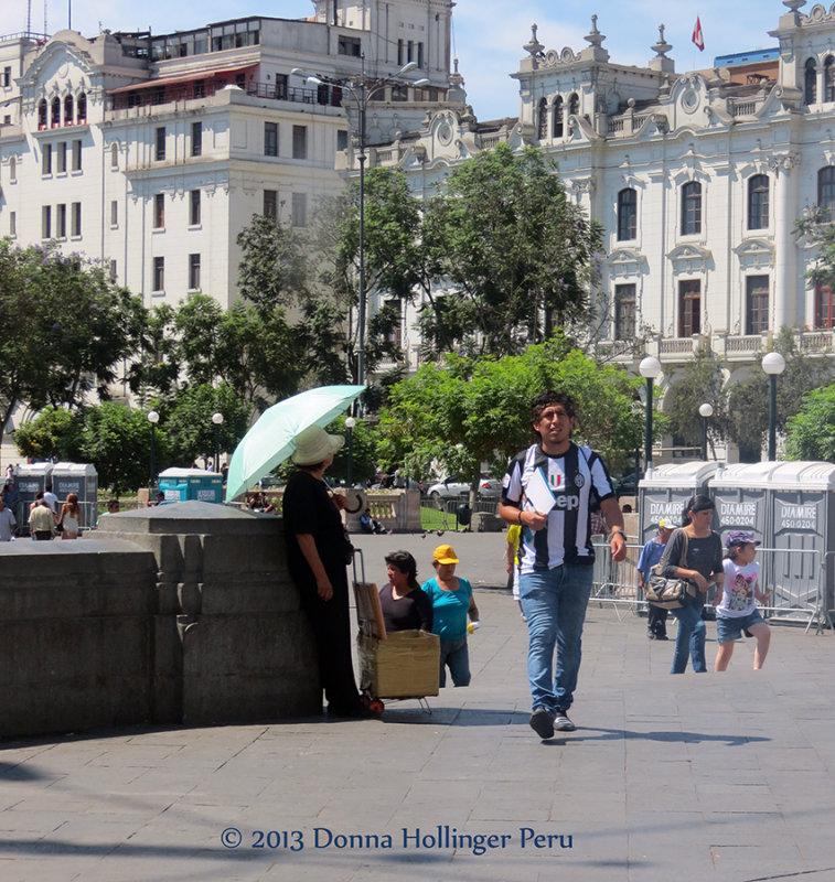 Old Quarter of Lima
