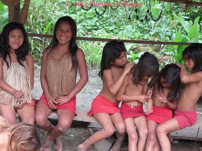 Yagua Girls